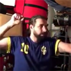 Video of Brian Tichy Punching Speed Bag in Time With Rush's 'Limelight' Is Kinda Amazing