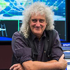 So Brian May Is Part of NASA's Team That Sent the 'New Horizons' Probe to Pluto