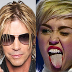 Duff McKagan: 'Miley Cyrus Has Been a Good Influence on Girls, She Grew Into a Strong Woman'