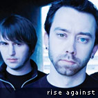 Rise Against Announce Short European Tour