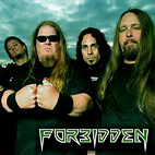 Forbidden: First Tour In 15 Years