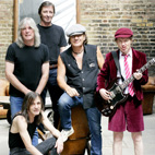 AC/DC Hint 40th Anniversary Will Be Marked With New Album And Tour