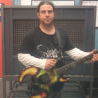 GWAR Guitarist Found Dead On Tour