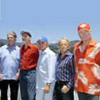 The Beach Boys Reunite For New Album And World Tour