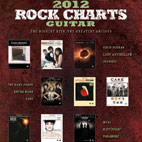 Rock Charts Guitar 2012: Deluxe Annual Edition Released By Alfred Music