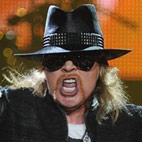 Axl Rose Comments On GN'R Reunion