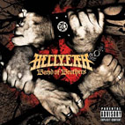 Hellyeah: 'Band Of Brothers' Artwork, Track Listing
