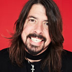 Dave Grohl Given Record-Breaking Drumsticks