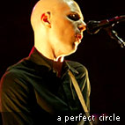 A Perfect Circle On Hold