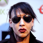 Marilyn Manson Advises Gerard Butler On Becoming A Rock Star
