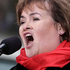 Susan Boyle Promises 'Anal Bum Party' On Twitter?