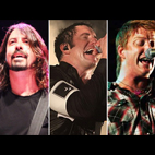 Watch Dave Grohl, Josh Homme And Trent Reznor Record Live In Sound City