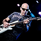 Joe Satriani Releases Video for 'A Door Into Summer'