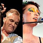 Amanda Palmer to Morrissey: 'Crowd-Source Your Next Album'