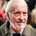 90-Year-Old Legendary Actor Christopher Lee Set to Unleash a Metal Album Next Week