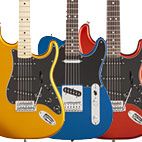 Fender Shines Bright for the Summer With New Satin Series
