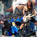 Iron Maiden to Wrap Up European Tour With Homecoming Show