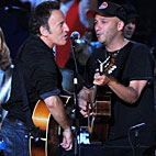 Bruce Springsteen Records With Tom Morello