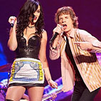 Katy Perry: 'Mick Jagger Took Me on Dinner Hit on Me When I Was 18!'