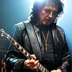 Tony Iommi Finishing Regular Lymphoma Treatment