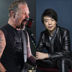 Metallica to Perform at Grammy Awards With Pianist Lang Lang