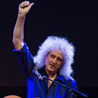 Brian May Is Clear From Cancer
