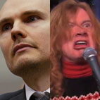 Dave Mustaine Is Crazier Than Billy Corgan, Experts Agree