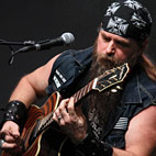 Zakk Wylde's $10,000 Guitar and Vest Stolen in Chicago
