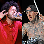 Zack De La Rocha and Travis Barker Working With Run the Jewels
