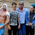 RHCP Enter Studio to Record New Album, Post Video Update