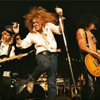 Axl Rose Reportedly Considering Classic GN'R Reunion