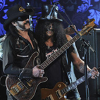 Lemmy: 'Slash Was There to Help My Recovery'