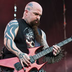 Kerry King: 'I'm Very Proud of the New Slayer Material'