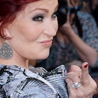 Sharon Osbourne Rips U2: 'You Have to Give Your Mediocre Music Away for Free 'Cause No One Wants to Buy It'