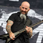 Scott Ian Says Rock Will Never Die