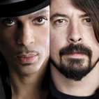 Dave Grohl Once Played an Entirely Empty Stadium With Prince