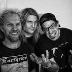 Grohl, Taylor, Blythe Supergroup Releasing Album in 2015