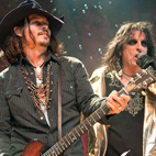 Paul McCartney Collaborating With Johnny Depp and Alice Cooper's New Supergroup