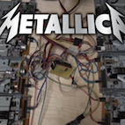 Metallica's 'The Unforgiven' Played By 8 Floppy Drives Sounds Like a Robotic String Orchestra
