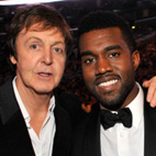 Paul McCartney Says Working With Kanye West Was Like Working With John Lennon