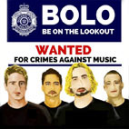 Nickelback Wanted by Australian Police for 'Crimes Against Music'