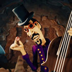Primus Unveil Claymation Video for 'Candyman'