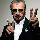 Ringo Starr Gives Drum Kit To Ill Teenager