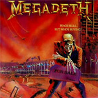 Megadeth Reissue Sells Less Than 2k