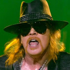 Axl Rose Rejects Hall Of Fame