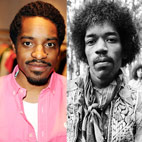 Rapper To Play Hendrix In New Biopic