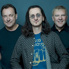 Rush Announce 2013 European Tour