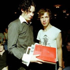 Beck Releases New Single With Jack White