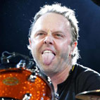 Metallica's Lars Ulrich 'Regressed' At Drumming