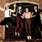 Red Hot Chili Peppers Release Two Singles